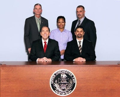 Board of Commissioners Photo