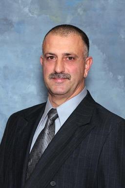 Joseph Baiocco, 3rd Ward Commissioner