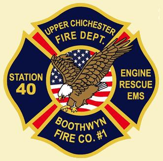 Boothwyn Fire Co Emblem